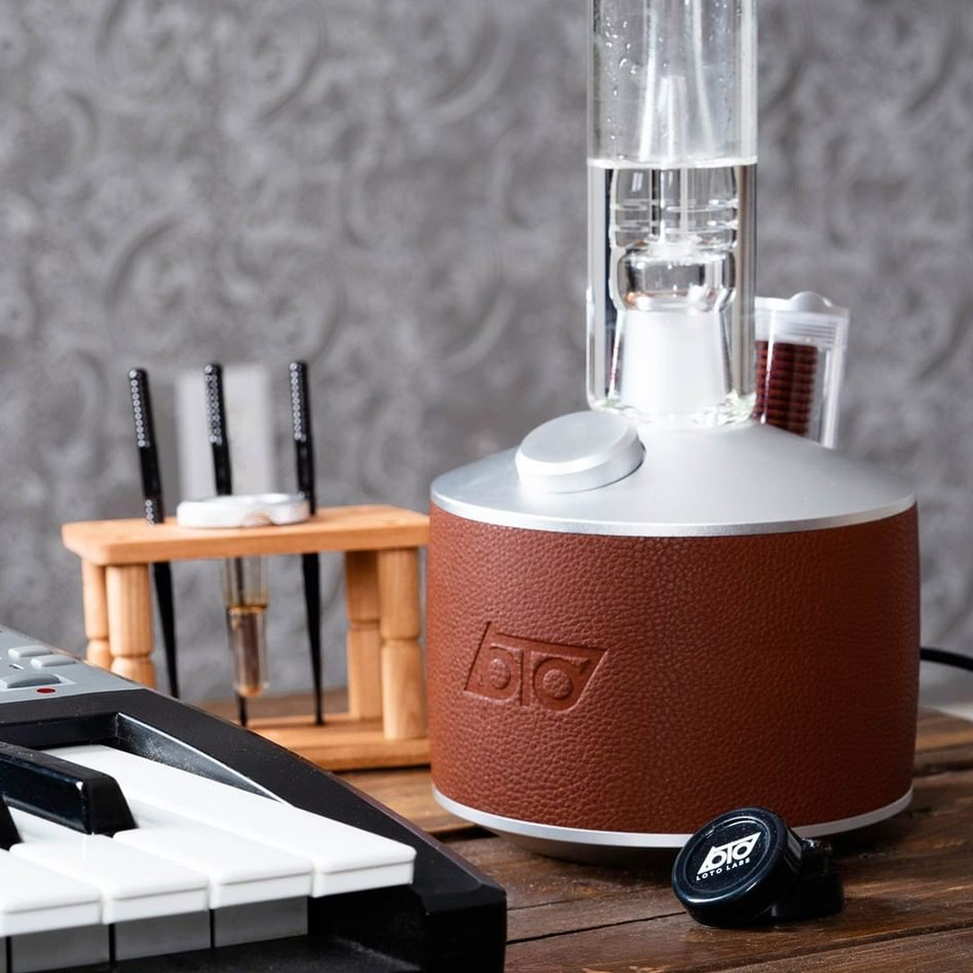 Loto Legend - Concentrate Vaporizer for Creative Inspiration